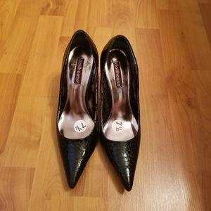Dollhouse heels size 7 1/2